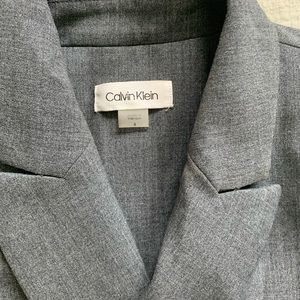 Calvin Klein suit dress